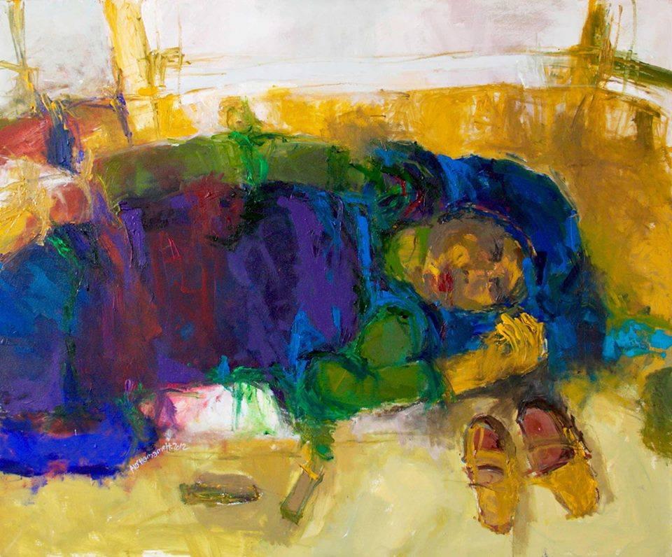 علاء حمامة - مشاهد سوريّة 2012